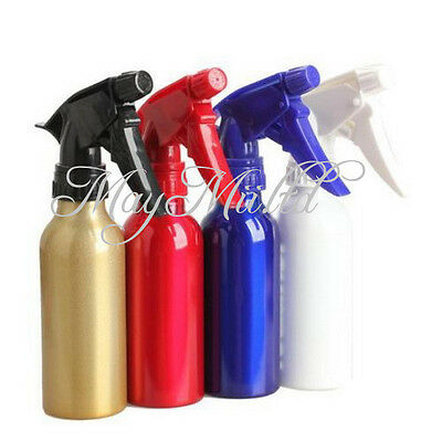Aluminum Sprayer Spray Bottle Hairdressing Flowers Water Sprayer Tool BH