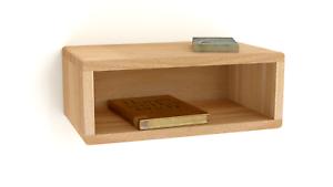 Details Zu Nachttisch Hängend Buche Abgebildet Andere Holzarten U Breiten Neu
