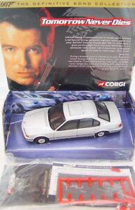 Details about Corgi Toys 1:36 JAMES BOND 007 BMW 750i Tomorrow Never Dies  05101 MIB`01 RARE!