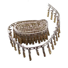 Us Stock 100pcs Female Pin Dupont Connector Gold Plated 254mm Pitch