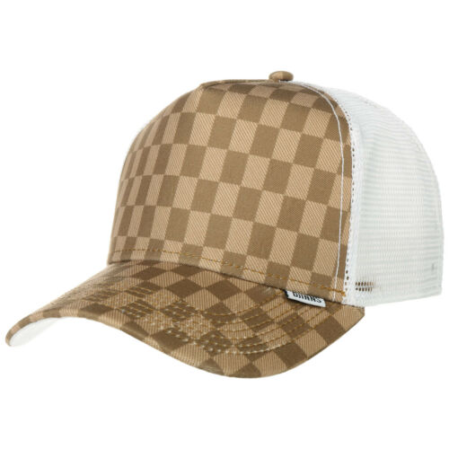 DJINNS Louiecheck HFT Trucker Cap Truckercap Meshcap Basecap Baseballcap
