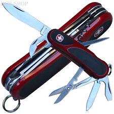 Wenger Schweizer Taschenmesser EvoGrip 14 Antirutsch Griffschalen 9 Werkzeuge