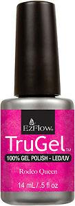EzFlow TruGel Gel Color Polish Rodeo Queen - 14 mL / 0.5 fl oz -42487