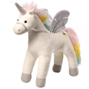 GUND My Magical Light & Sound Unicorn Soft Toy Free-Standing
