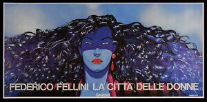Plakat-Die-Stadt-039-Der-Frauen-Friedrich-Fellini-Mastroianni-Geduldsspiel-Art-L100
