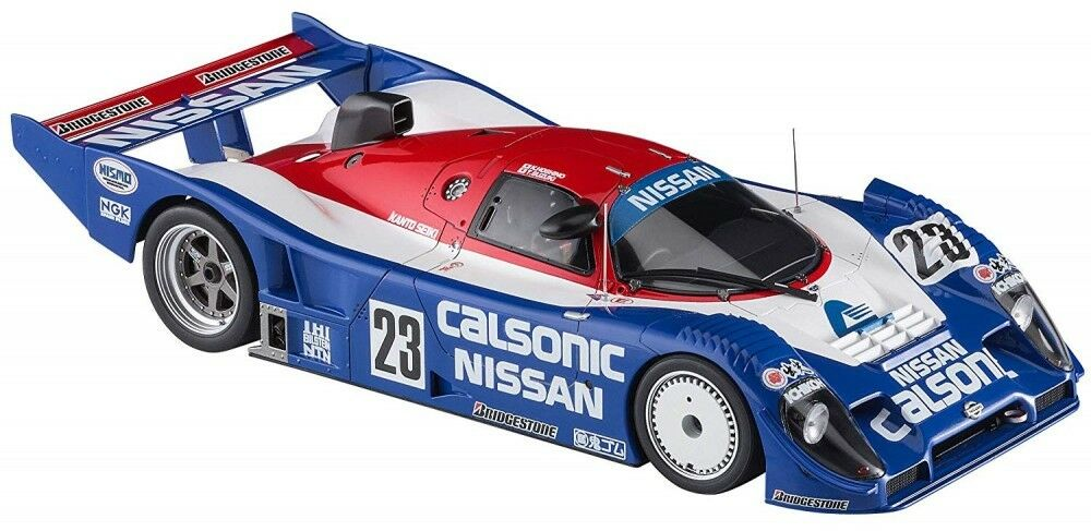 Hasegawa HC-31 Calsonic Nissan R91CP kit 1 24 Scale