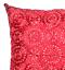 Moroccan Cushion Silk Square Red Rabat Embroidery 60 x 60cm 23.6 x 23.6/'/' CR2
