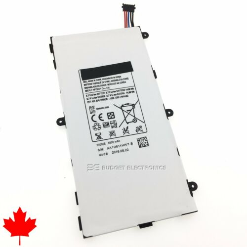 Samsung Galaxy Tab 3 7.0 Replacement Battery T4000E T210 T211 T210R 4000mAh