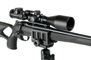 Rifle-clamp-Saddle-mount-Tripod-mount-adapter-Precision-shooting-rest