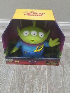 "Disney Parks Pixar Toy Story ""ALIEN""Interactive Talking Action Figure - NEW"