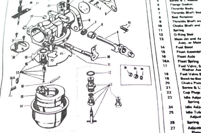 161 zenith carburetor diagram basic guide wiring diagram carburetor kit float cushman thermo king kohler chrysler engine rh ebay com zenith updraft carburetor diagram zenith updraft carburetor diagram ccuart Choice Image