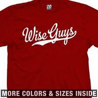 Wise Guys Baseball Mafia T-shirt - All Sizes & Colors