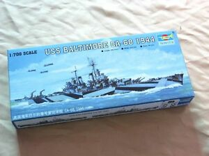 Trumpeter 1//700 USS Baltimore CA-68 1944  #5725 #05725