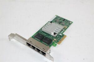 HP-593743-001-NC365T-PCIe-4-Port-Gigabit-Ethernet-Network-Adapter-593720-001
