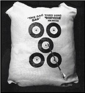 Archery-field-point-poly-bag-target-cover-32x34-build-your-own-third-hand-USA