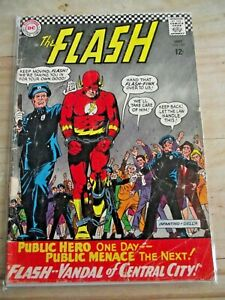 The-Flash-164-1966-Silver-Age-GD