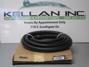 MSA 481080 50' Neoprene Breathing Air Hose w/SS Fittings (3
