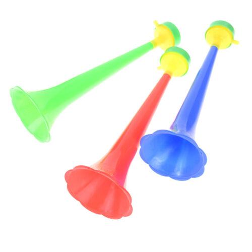 Kid Trumpet Football Stadium Cheer Fan HornsSoccer Ball Vuvuzela Cheerleading JK