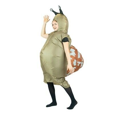 Bodysocks® Inflatable Caterpillar Insect Bug Funny Fancy Dress Costume Adult