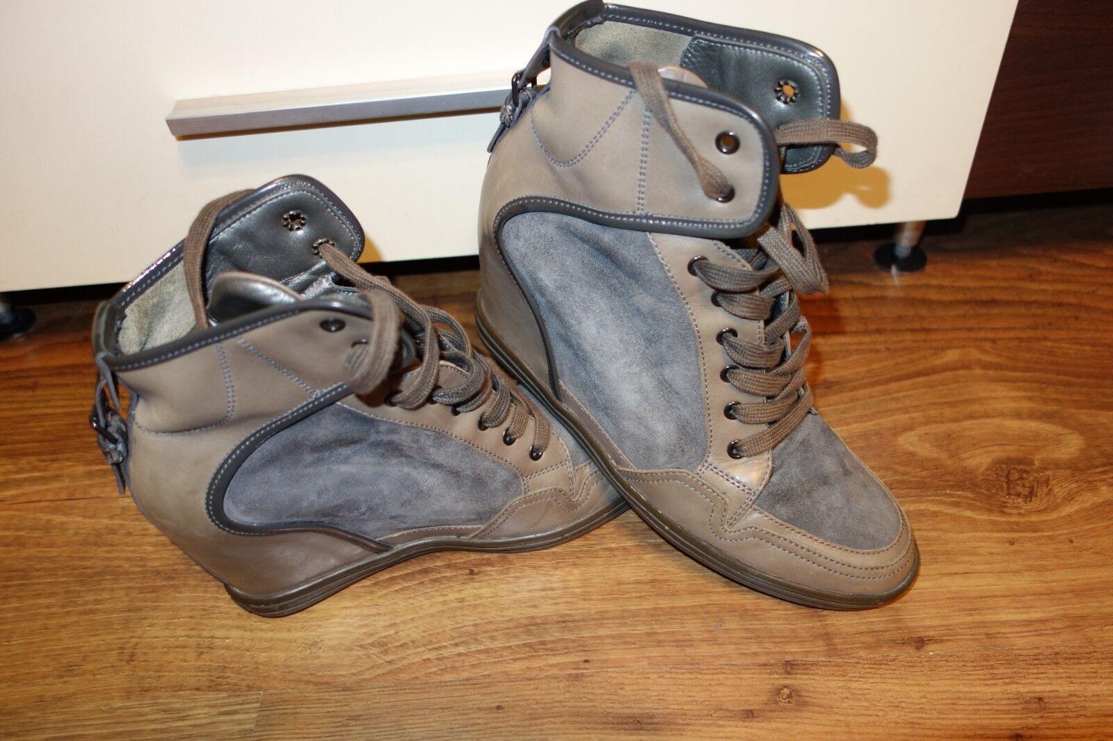 Hogan rebel para Mujeres Zapatos Zapatillas botas Tamaño Alta Top de Superdry