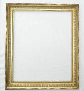 Prl cornice cornici quadro quadri legno oro gold frame for Cornici quadri