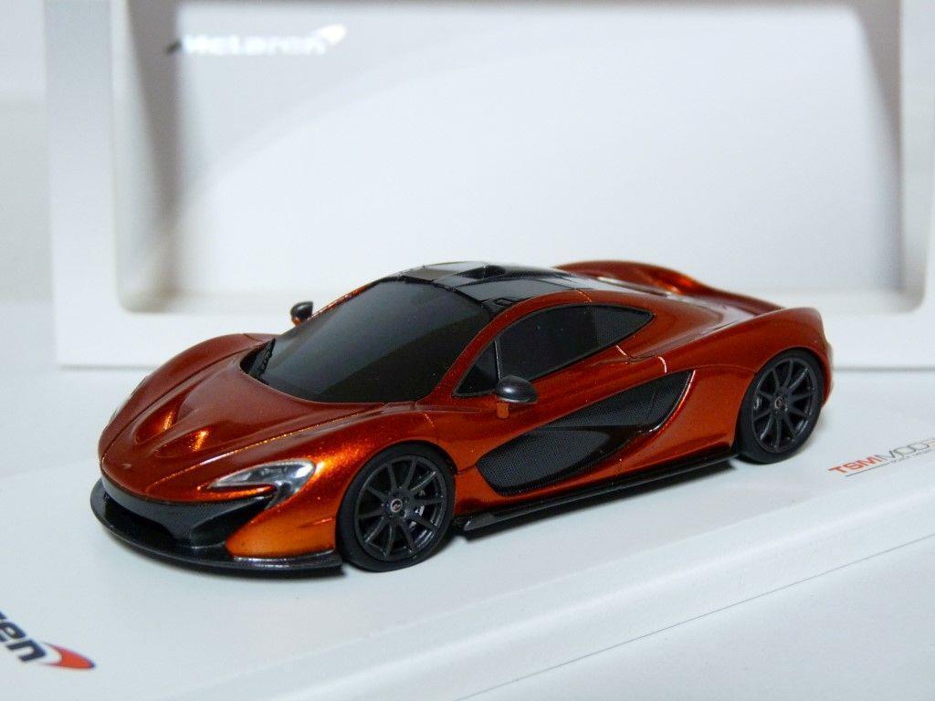 TSM TSM134320 1 43 2012 McLaren P1 Concept Résine Voiture Modèle