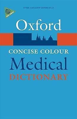 Concise Colour Medical Dictionary by Oxford University Press (Part-work...