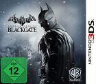 Batman: Arkham Origins Blackgate (Nintendo 3DS, 2013, Keep Case)