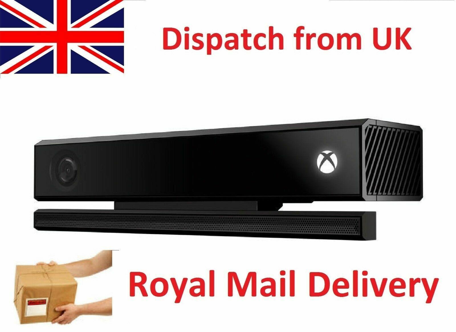 Official Microsoft Kinect 2 Sensor & 3rdPty Xbox One S X Windows Adapter Bundle