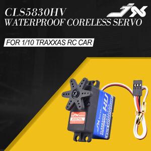 JX-CLS5830HV-30-kg-Full-Metal-etanche-sans-servo-pour-Traxxas-1-10-Controle-Radio-Voiture