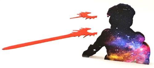 CY-EF2: Custom Optical Blast Effects for Marvel Legends Cyclops (no figure)