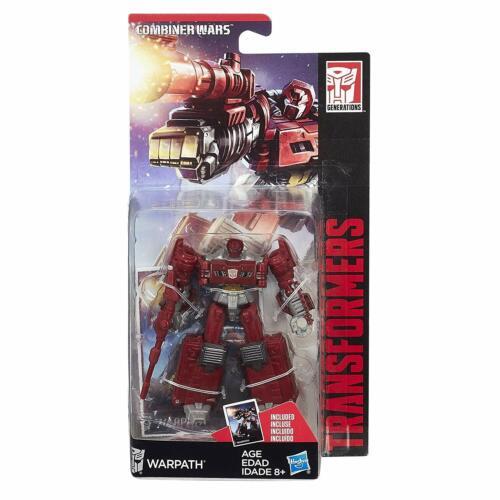 WARPATH Transformers Generations Legends Class Combiner Wars Autobot figure