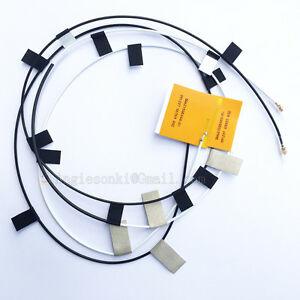 5 set Internal Antenna for MINI PCI-E Intel 3160 7260 6300 BCM94352HMB wifi card