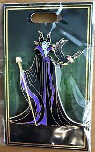 2019-Disney-D23-Expo-WDI-Mickey-039-s-Villains-amp-Sidekicks-Maleficent-Pin-LE-300