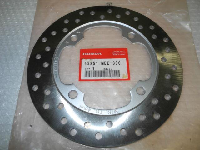 Disque de frein Arrière Honda CBR1000RR bj.08-16 SC59 Neuf
