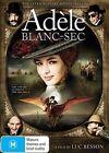 The Extraordinary Adventures Of Adele Blanc-Sec (DVD, 2012)