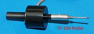 202033 Touch Probe / CNC Toolsetter 1/4 shank for Mach3 LinuxCNC Flashcut