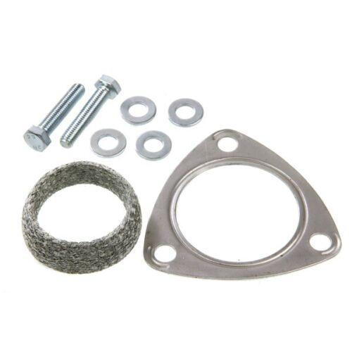 Auto, moto - pièces, accessoires D'échappement Convertisseur Catalytique Catalyseur Chat Kit de montage de remplacement-réagir KIT15