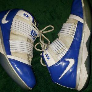 865306a9b87e Nike Zoom Soldier Blue L23 Dream LEBRON James Basketball Shoes Men's ...