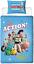 Officiel Toy Story 4 simple housse de couette sauvetage Designréversible recto verso /&