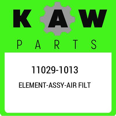 Kawasaki 2000-2001 W650 Element Assembly Air Filt 11029-1013 New Oem