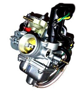 250CC ELECTRIC CHOKE CARBURETOR GO KART CART BUGGIE CN250 CN 250 SCOOTER CARB