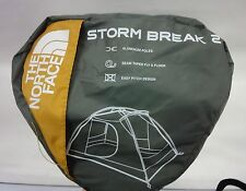 The North Face Stormbreak 2 Person Tent, Backpacking, Camping, Hiking, Survival