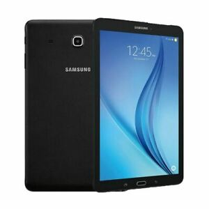 Samsung-Galaxy-Tab-E-16GB-SM-T377-Tablet-Black-Locked-to-Verizon-Excellent