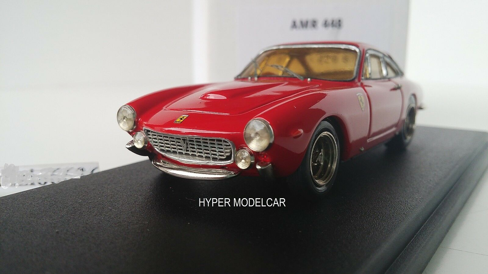 AMR 1 43 Ferrari 250 Gt Lusso 1962 rouge - no bbr