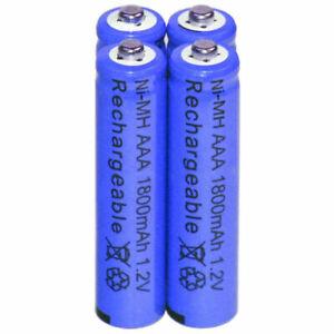 4-pcs-AAA-3A-Rechargeable-Battery-Bulk-Nickel-Hydride-NI-MH-1800mAh-1-2V-volt