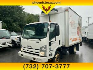 2015 Isuzu Other Base 2dr Cab Over Chassis DRW