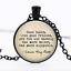 Louisa May Alcott en verre noir cabochon Chaîne Collier Sautoir Pendentif Wholesale