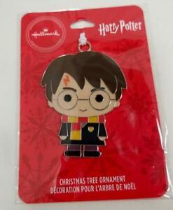 2019-Hallmark-WIZARDING-WORLD-OF-HARRY-POTTER-Christmas-Tree-Ornament-NEW-Sealed