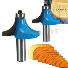 1//2-Inch Shank MLCS 8655 Round Over 1//2-Inch Radius Router Bit